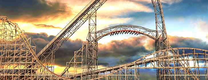 Goliath. World's Tallest, Steepest, Fastest