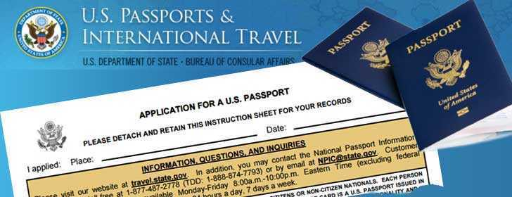 Amerikanischer Pass