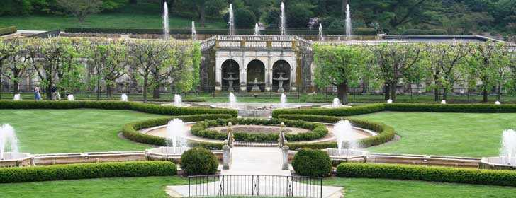 Longwood Gardens Fountains 2008